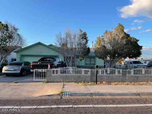 2560 E ROESER Road, Phoenix, AZ, 85040,