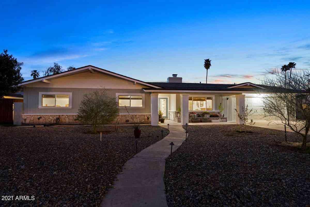 516 W SUNSET Circle, Mesa, AZ, 85201,