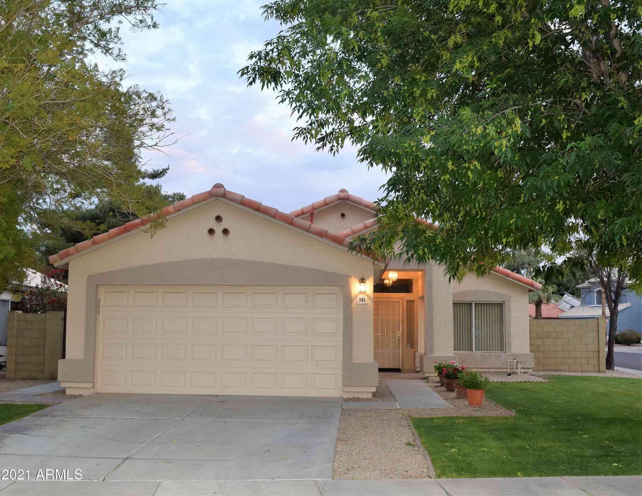 145 N ROCK Street, Gilbert, AZ, 85234,