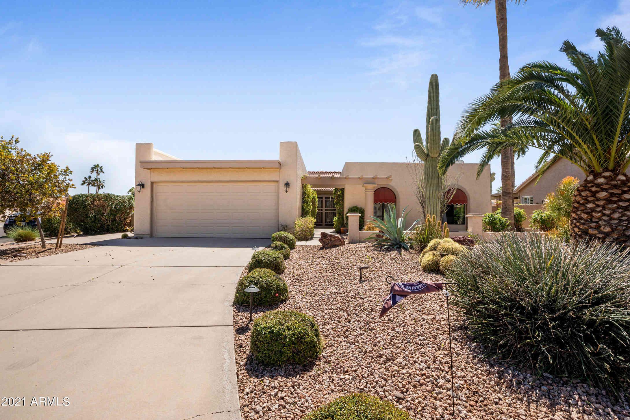 10609 E ELMHURST Drive, Sun Lakes, AZ, 85248,