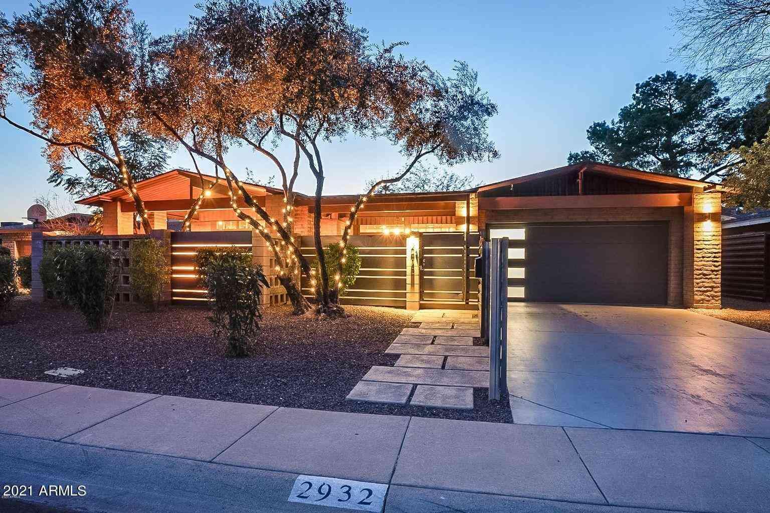 2932 N 82ND Street, Scottsdale, AZ, 85251,