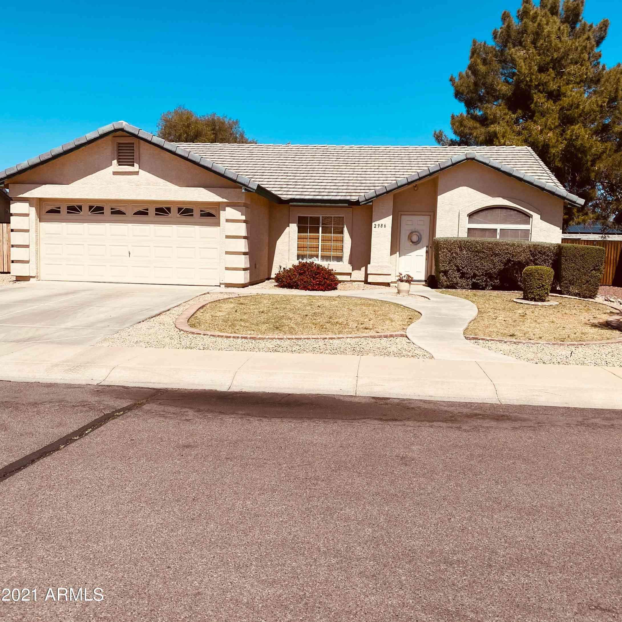 2986 E Toledo Court, Gilbert, AZ, 85295,