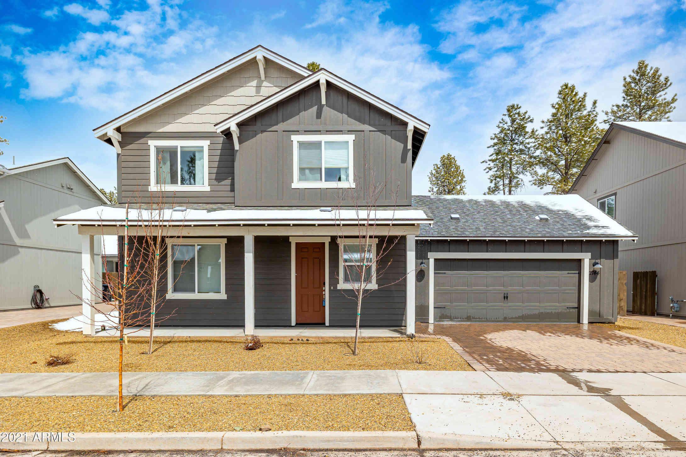 2744 W WINDTREE Drive, Flagstaff, AZ, 86001,
