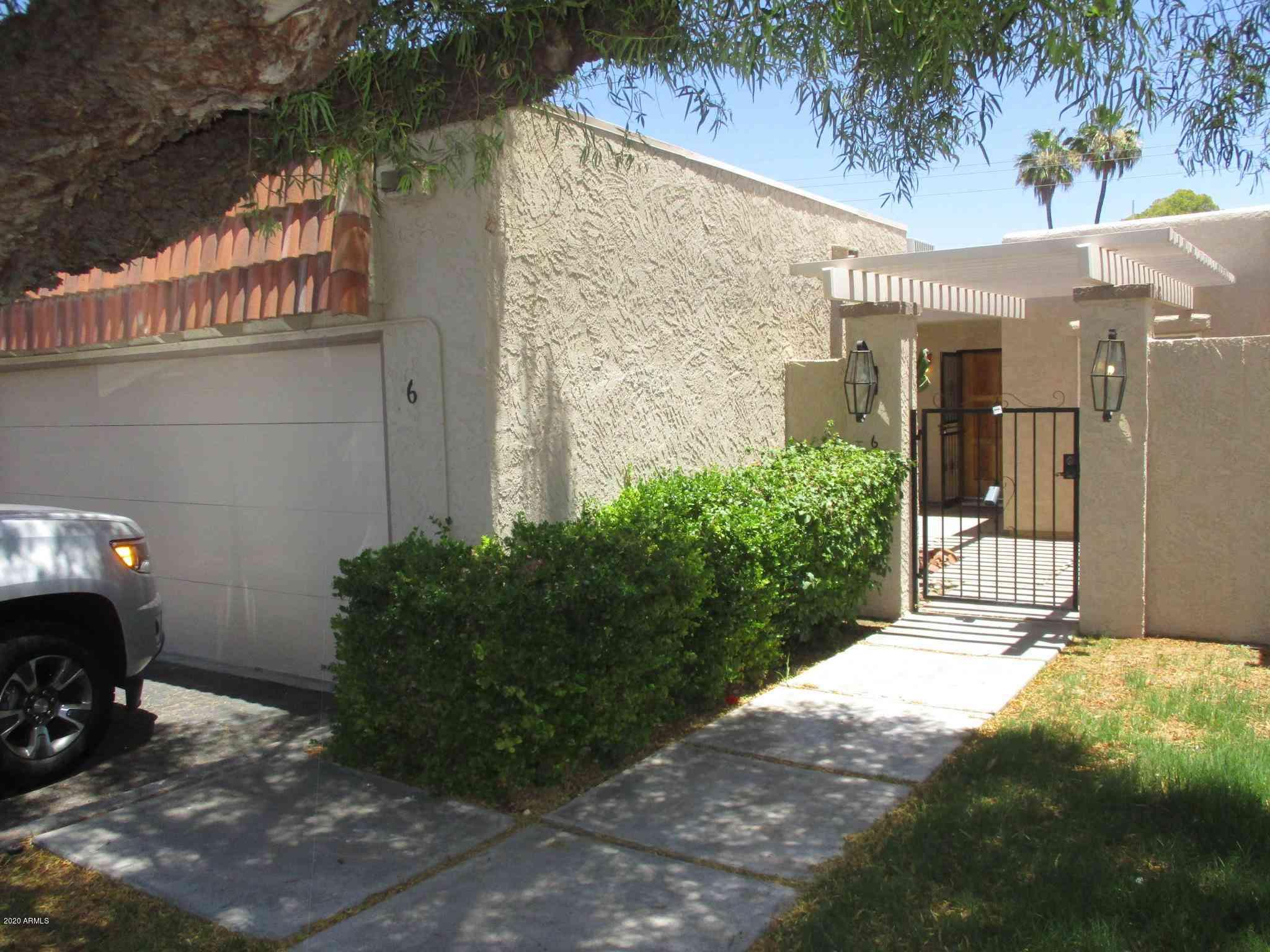 5100 N MILLER Road #6, Scottsdale, AZ, 85250,