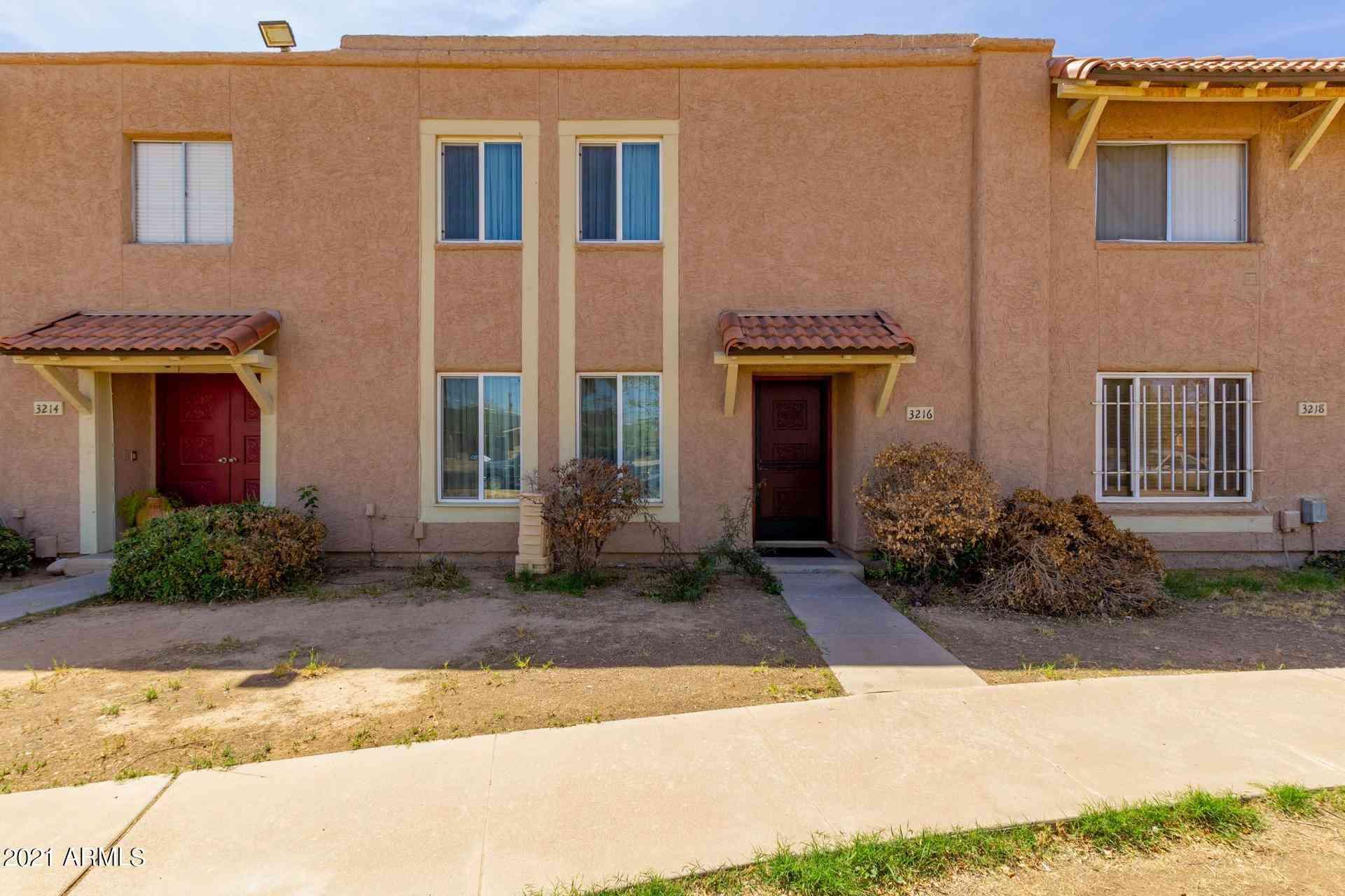 3216 W ECHO Lane, Phoenix, AZ, 85051,