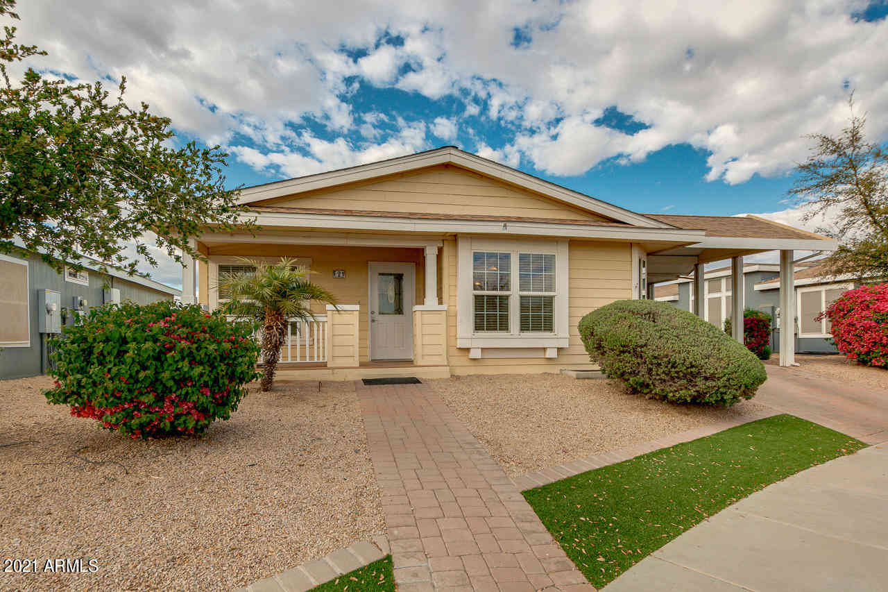 11201 N EL MIRAGE Road #F21, El Mirage, AZ, 85335,