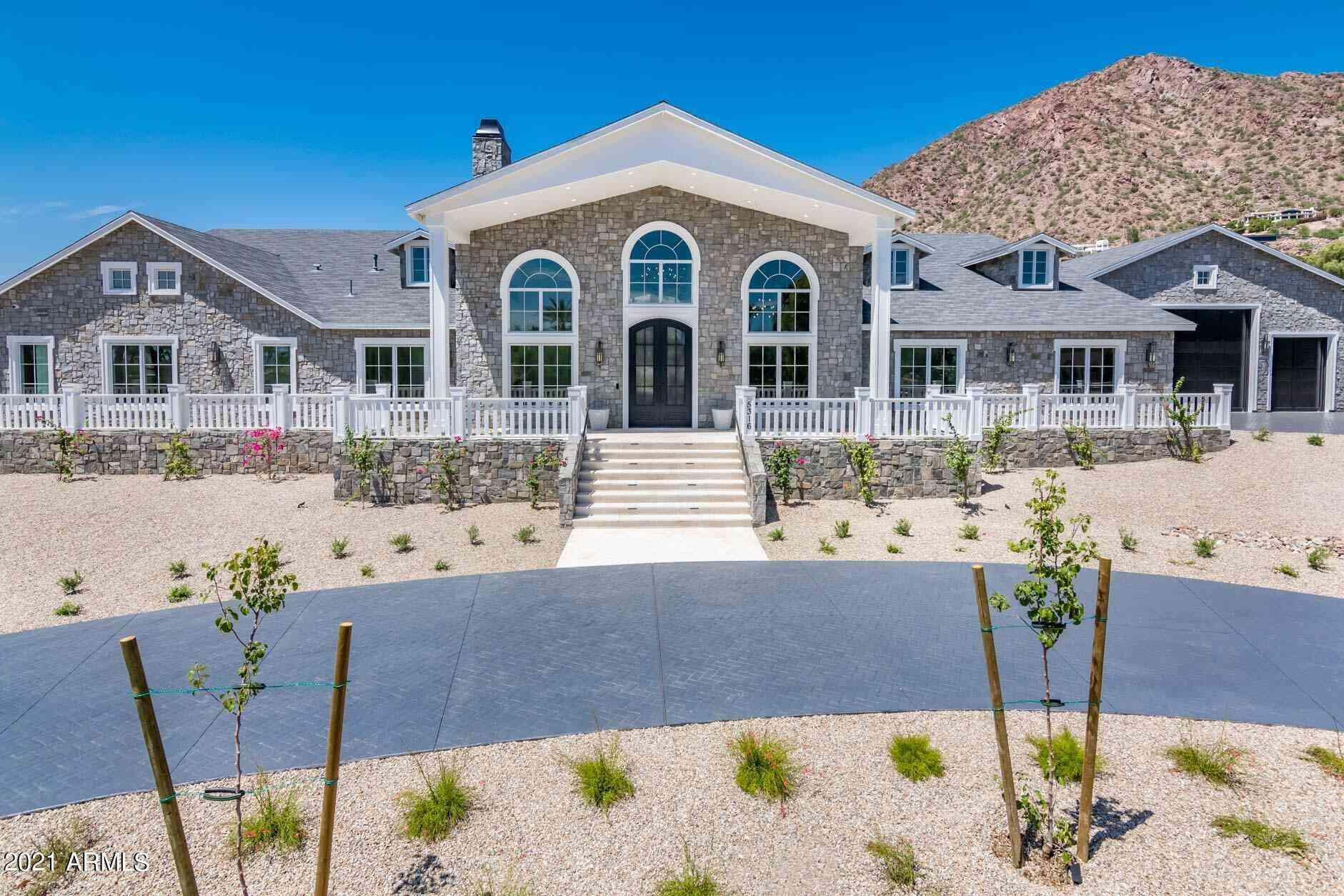 5316 E PALOMINO Road, Phoenix, AZ, 85018,