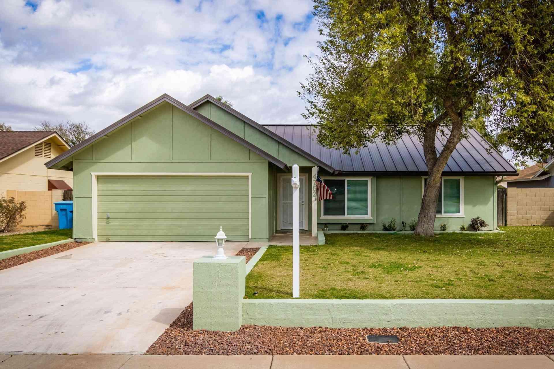 4752 W EVANS Drive, Glendale, AZ, 85306,