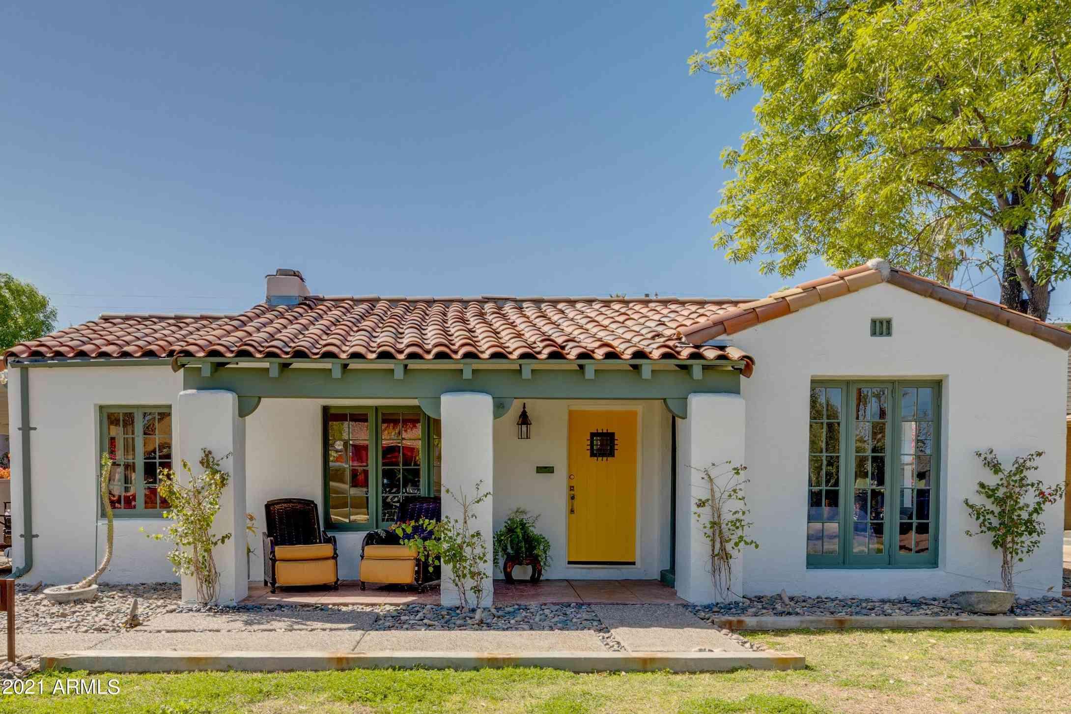 521 W MONTE VISTA Road, Phoenix, AZ, 85003,