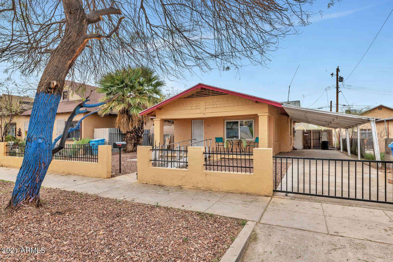 126 N 10TH Avenue, Phoenix, AZ, 85007,