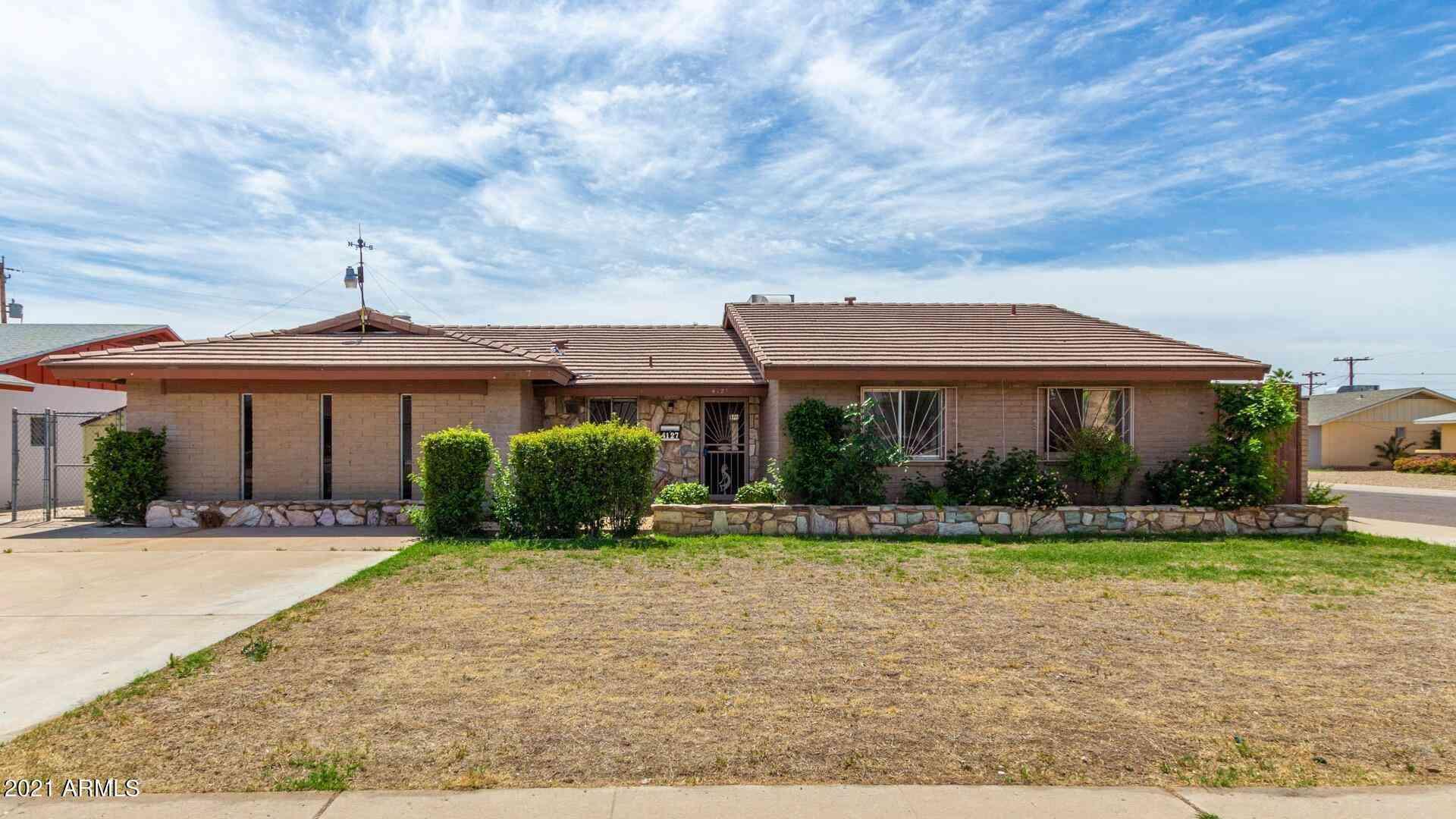 4127 W PUGET Avenue, Phoenix, AZ, 85051,
