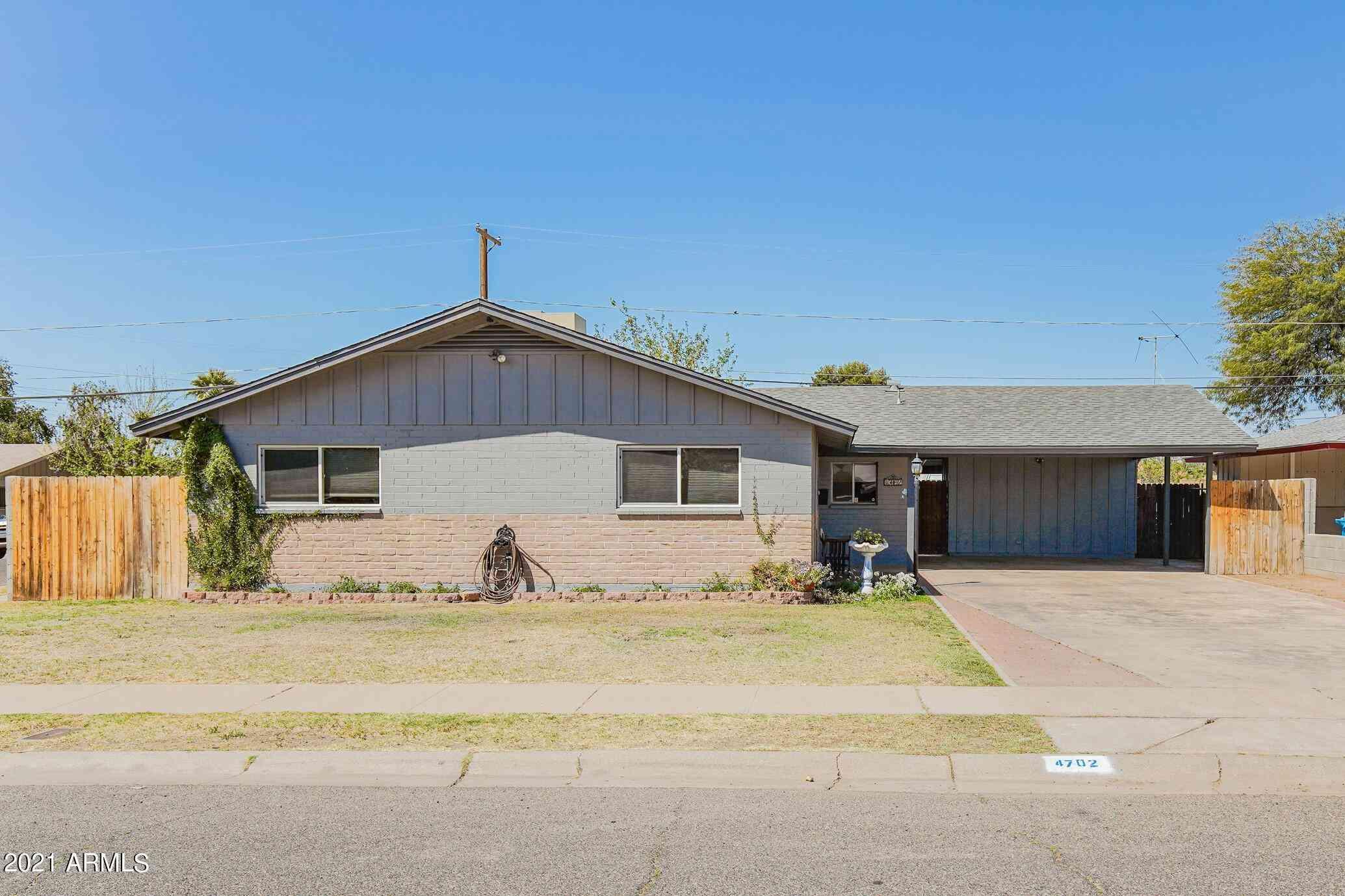 4702 N 40TH Avenue, Phoenix, AZ, 85019,