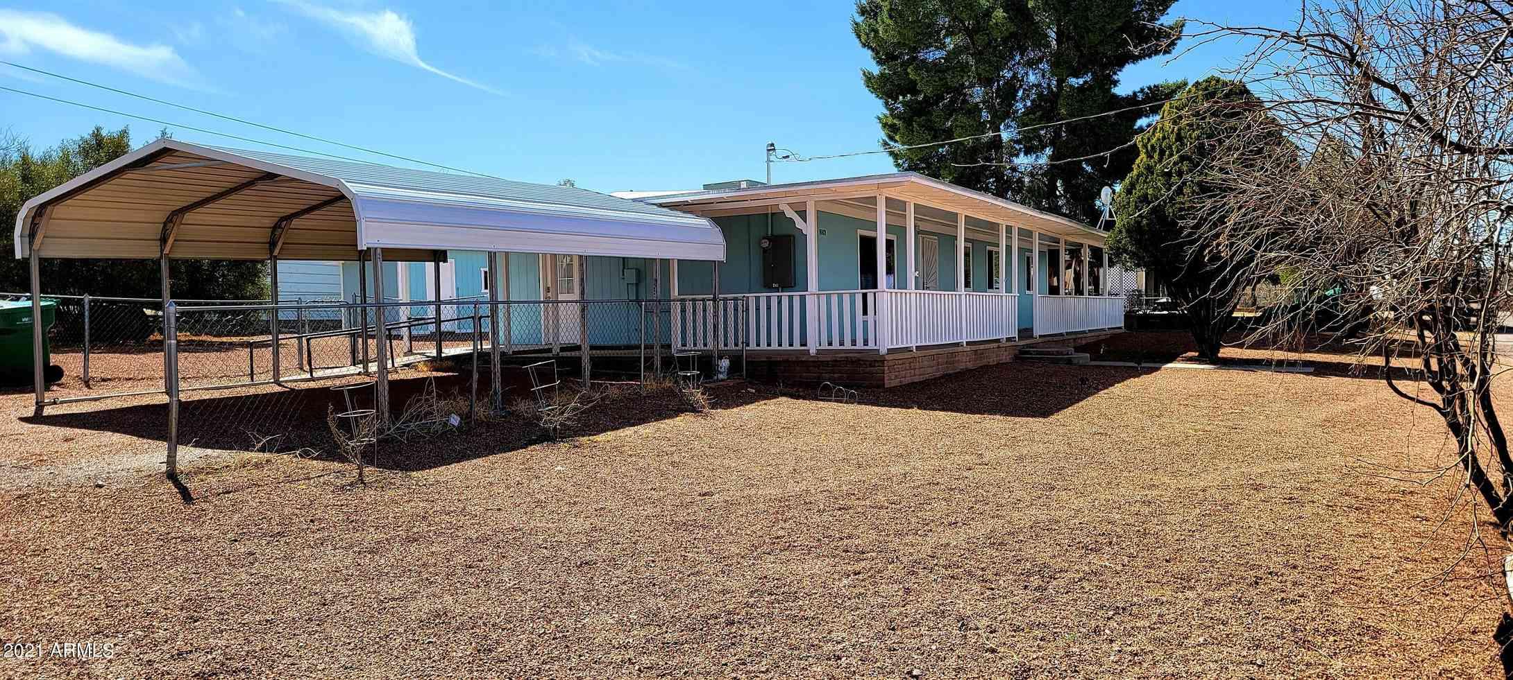 206 S HASKELL Street, Tombstone, AZ, 85638,