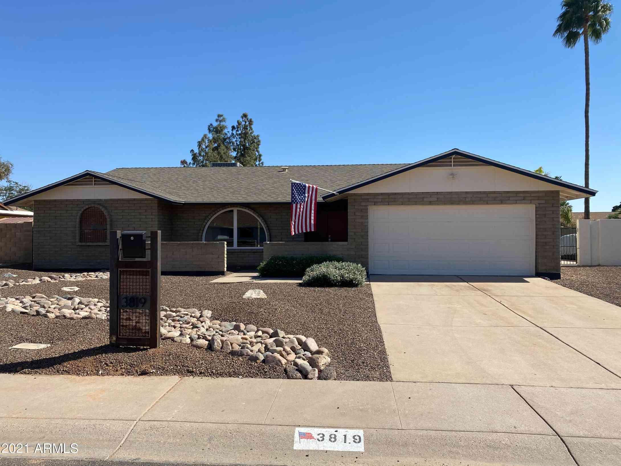 3819 W KELTON Lane, Phoenix, AZ, 85053,