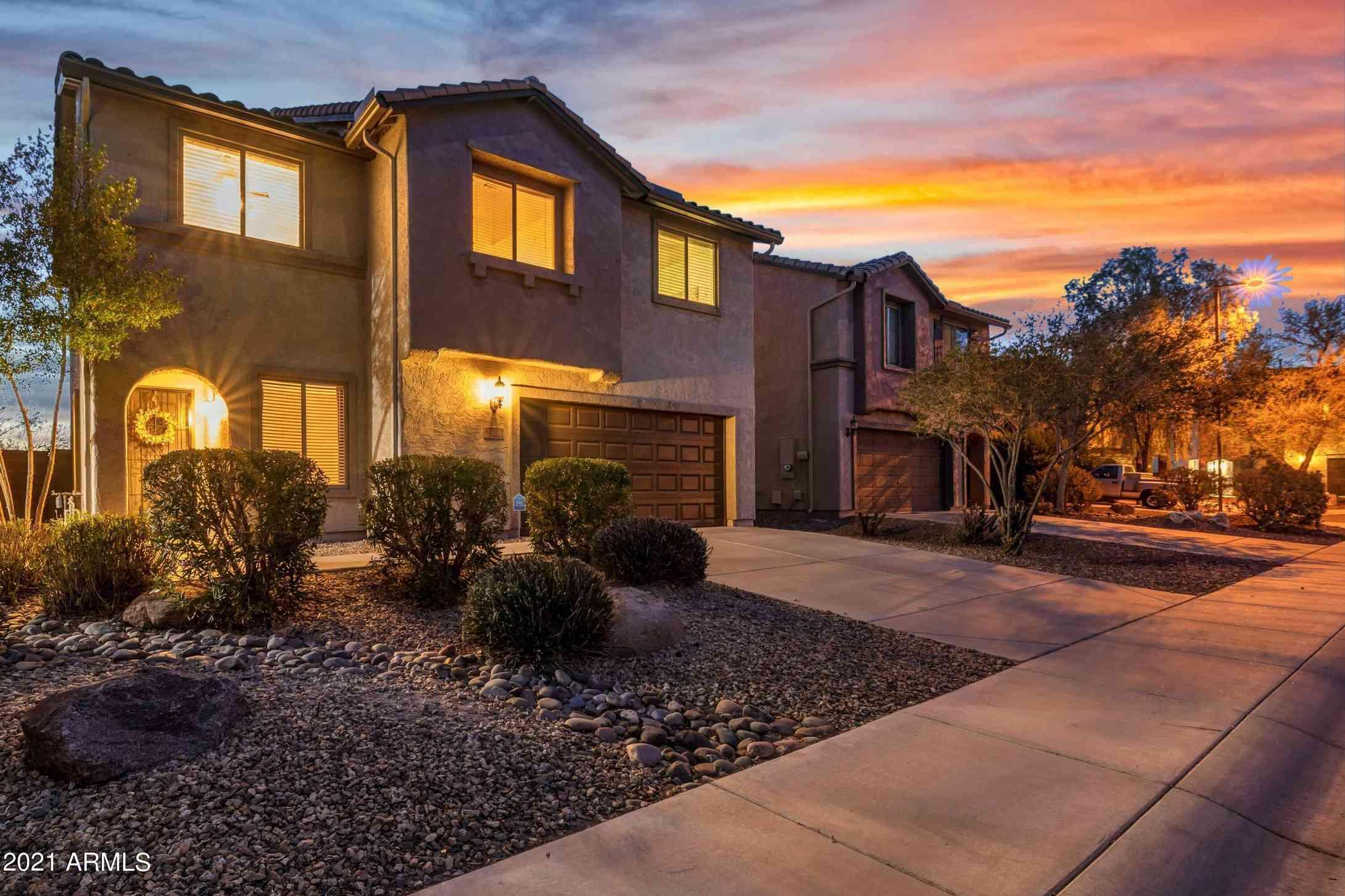 2656 N PALO VERDE Drive, Florence, AZ, 85132,