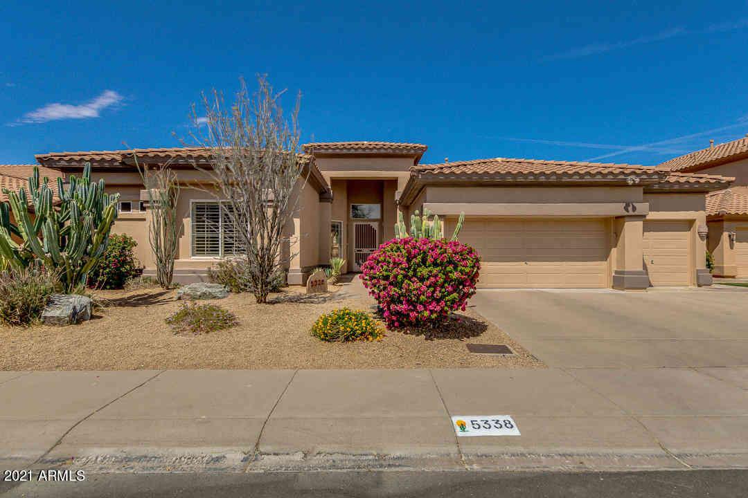 5338 E HARTFORD Avenue, Scottsdale, AZ, 85254,
