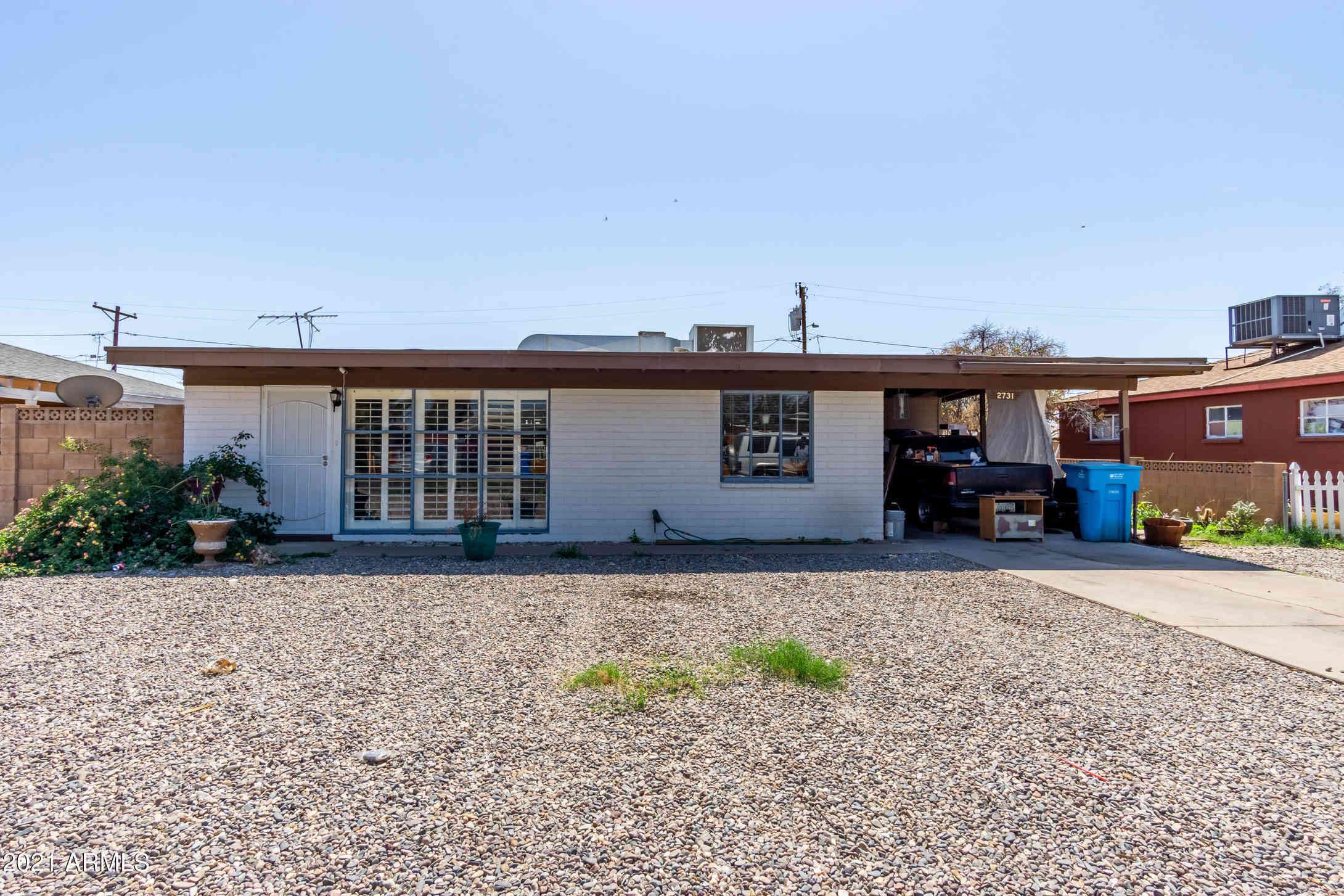 2731 W MEADOWBROOK Avenue, Phoenix, AZ, 85017,