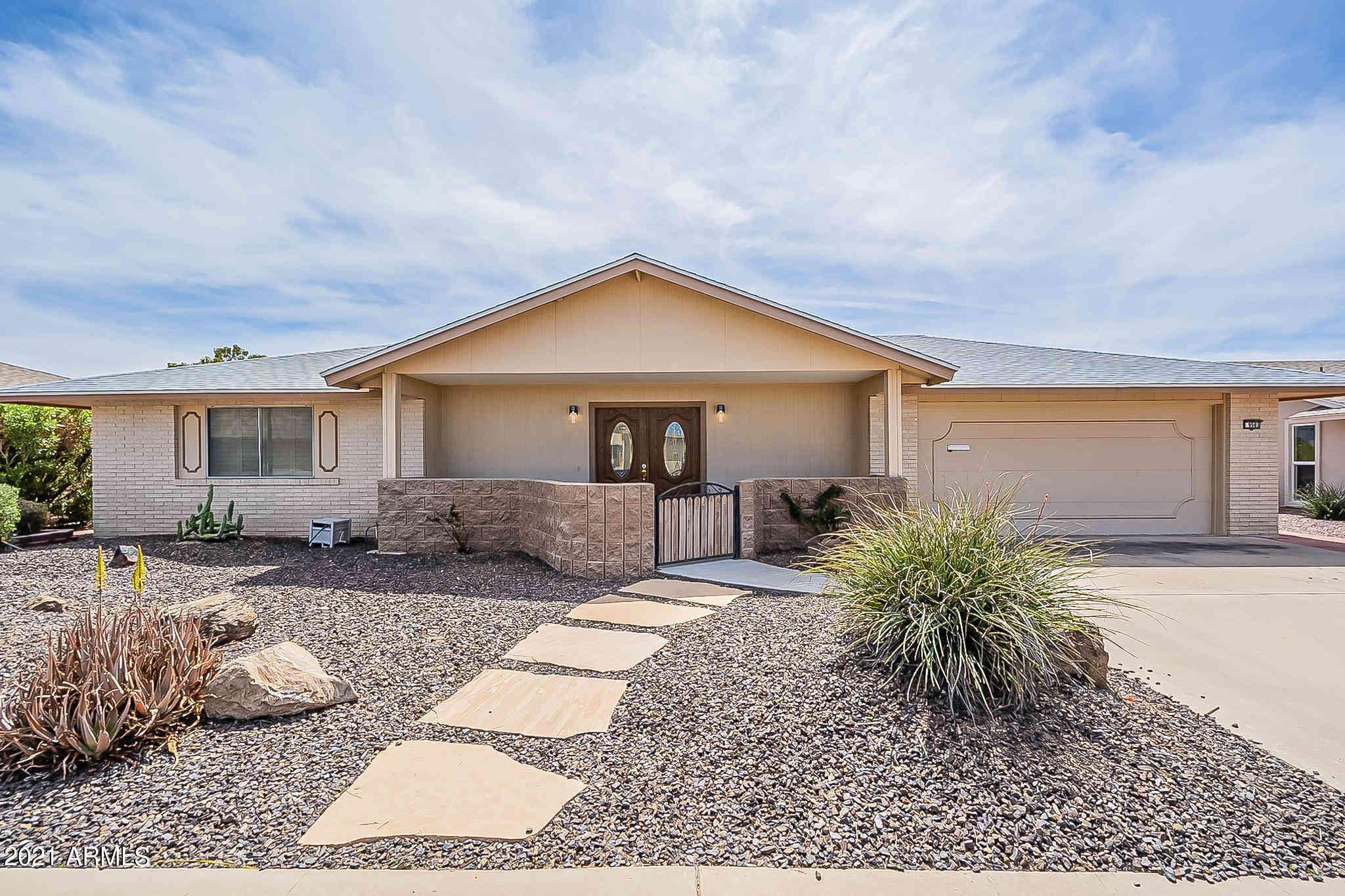 9503 W Glen Oaks Circle, Sun City, AZ, 85351,