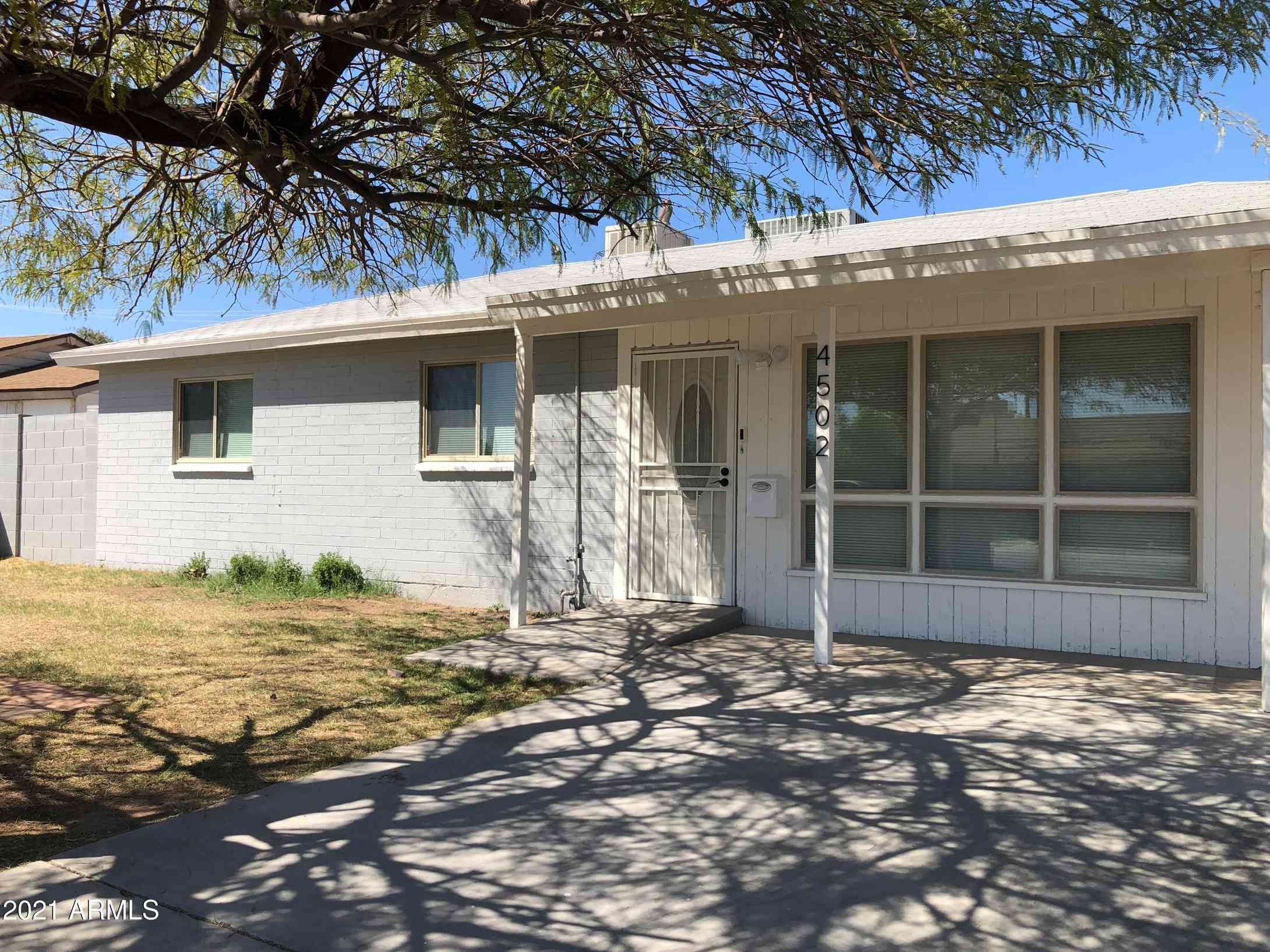 4502 W MITCHELL Drive, Phoenix, AZ, 85031,