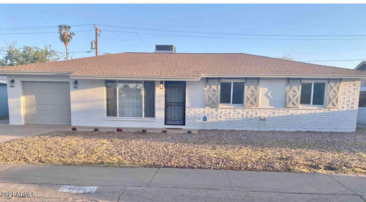 3819 W GLENN Drive, Phoenix, AZ, 85051,