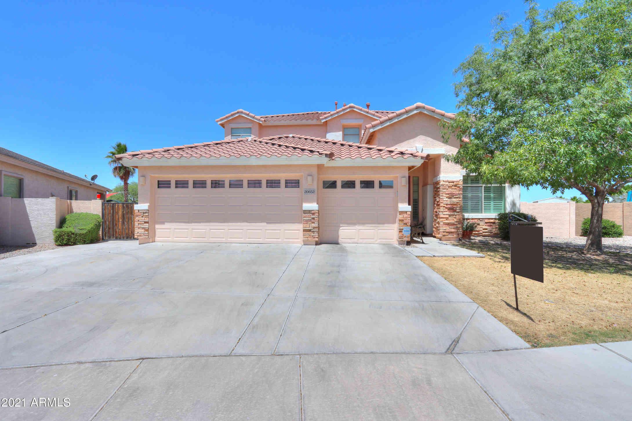 20652 N DONITHAN Way, Maricopa, AZ, 85138,