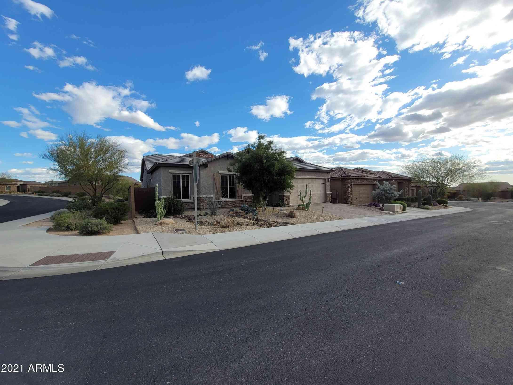 5651 E OCUPADO Drive, Cave Creek, AZ, 85331,
