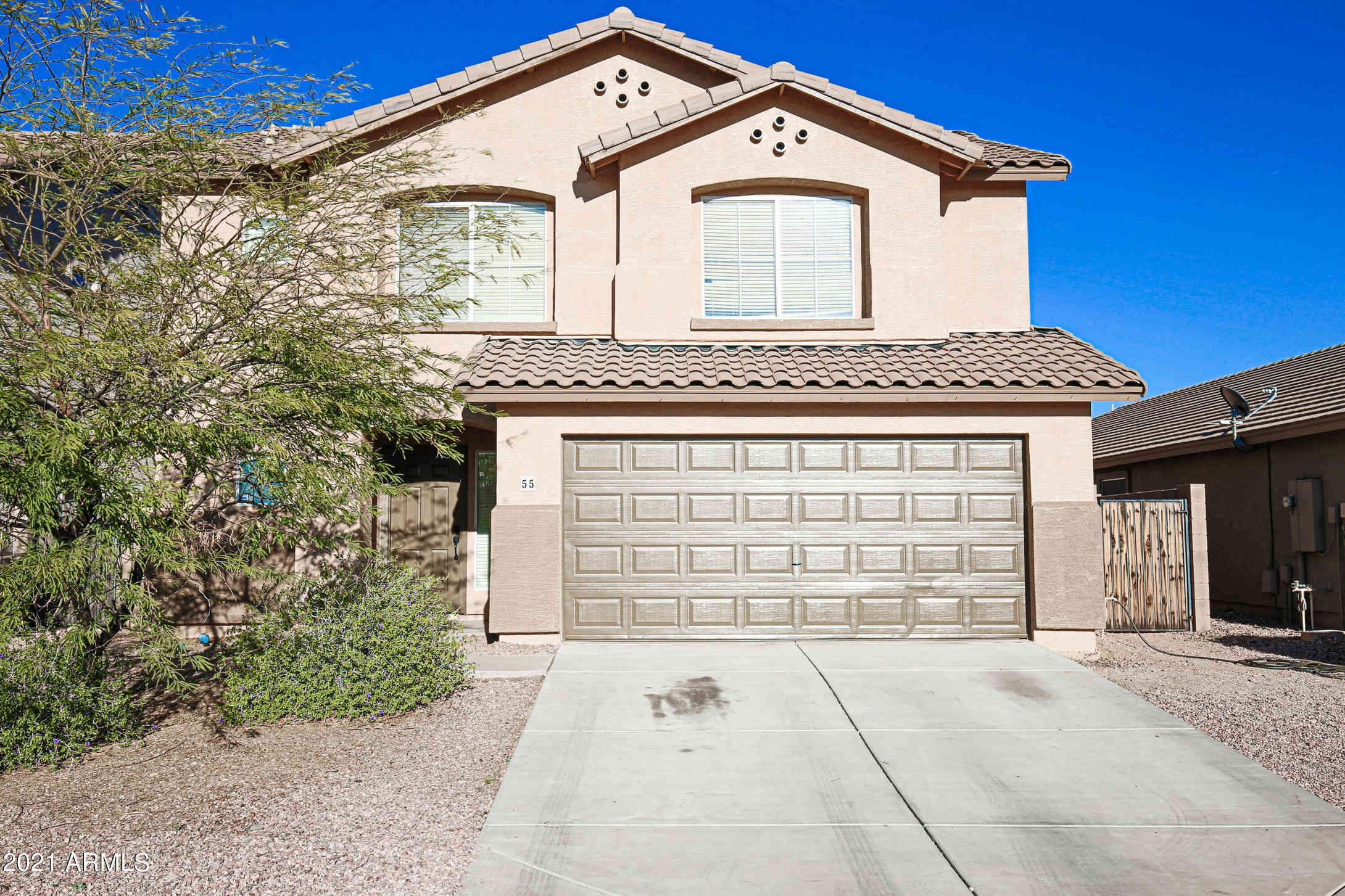 55 S 229TH Drive, Buckeye, AZ, 85326,