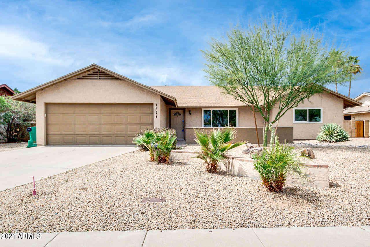 1328 N BARKLEY --, Mesa, AZ, 85203,
