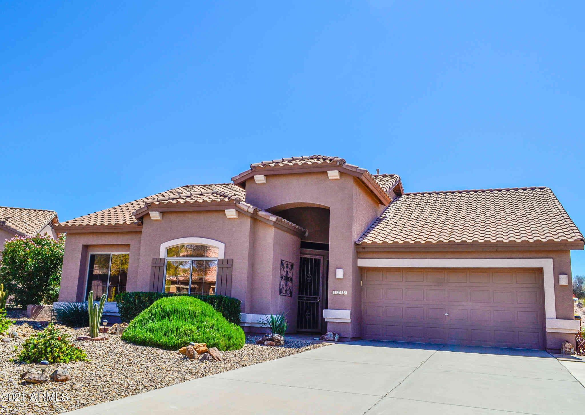 5337 S JOSHUA TREE Court, Gold Canyon, AZ, 85118,