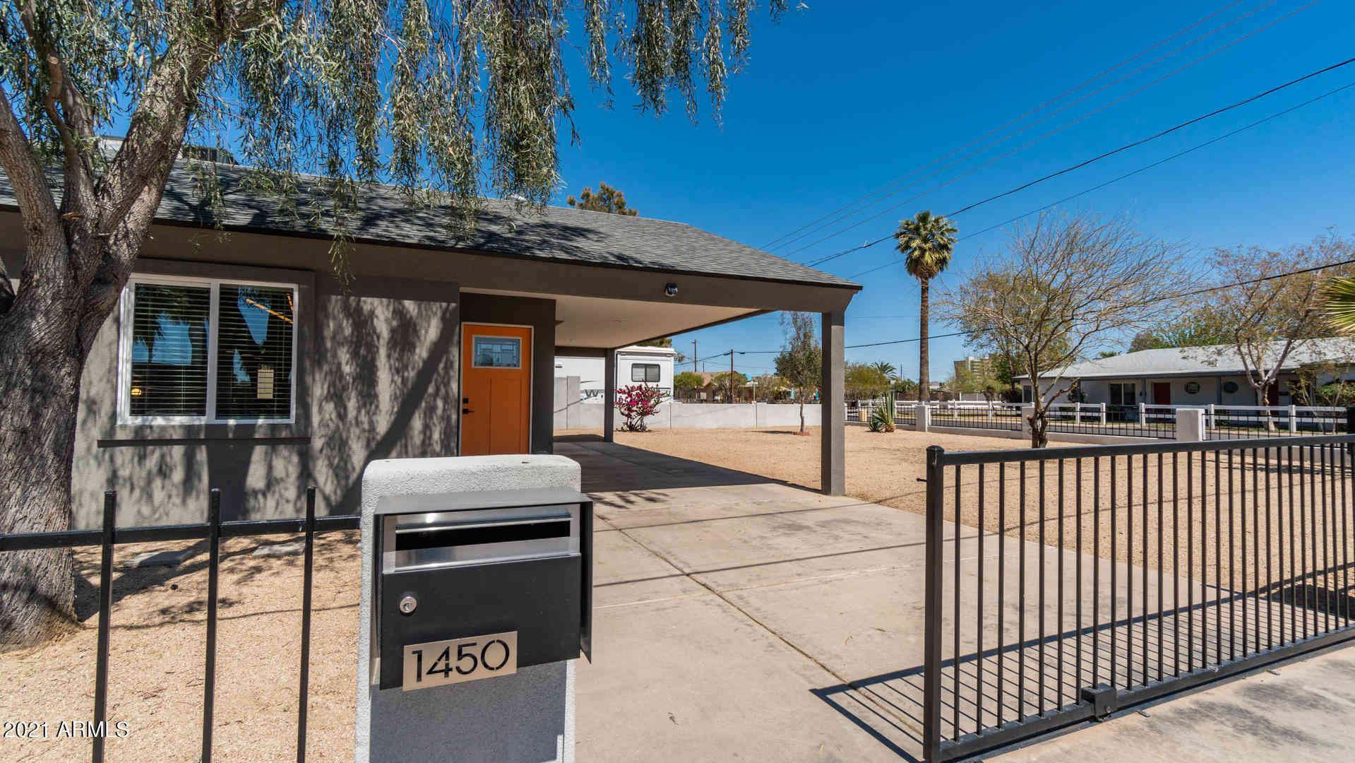1450 E HOOVER Avenue, Phoenix, AZ, 85006,