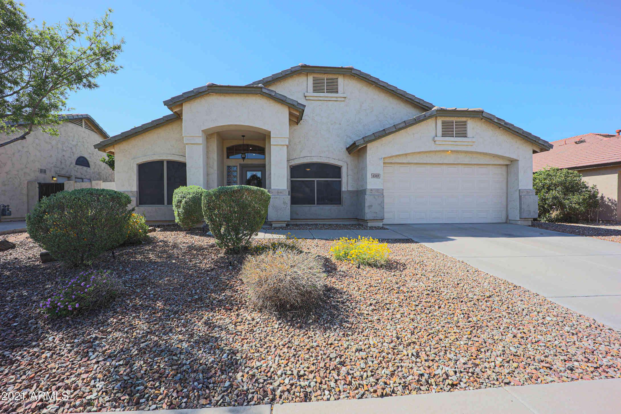6369 W MATILDA Lane, Glendale, AZ, 85308,