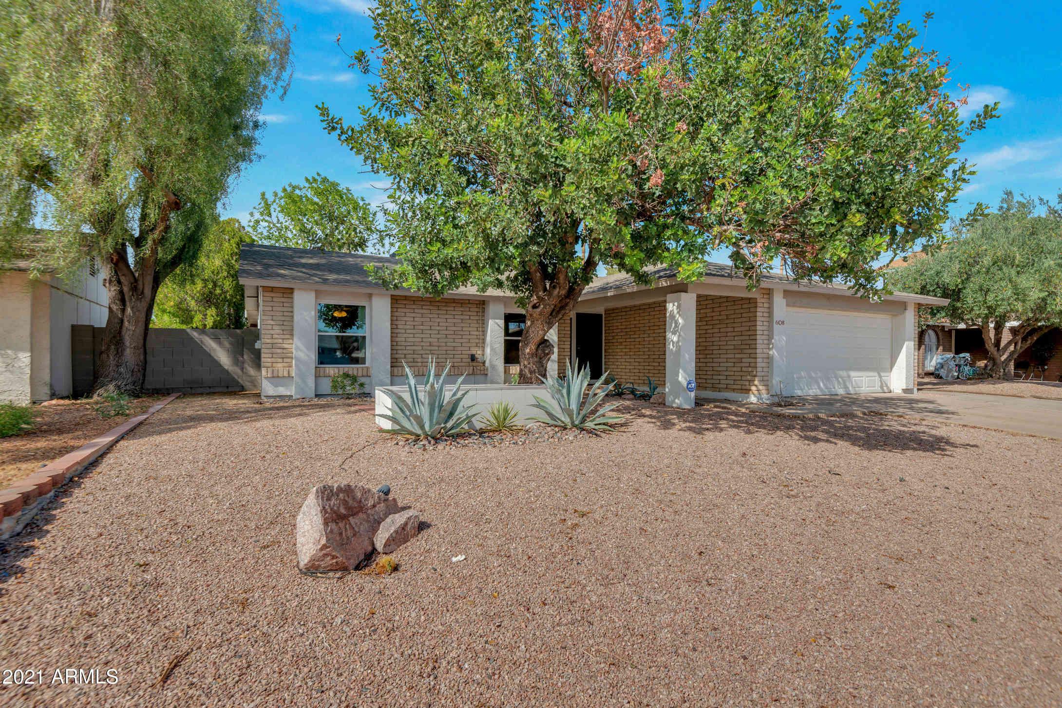 608 W Pantera Avenue, Mesa, AZ, 85210,