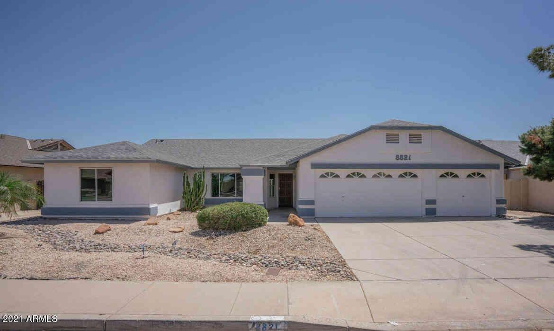 8821 W KEIM Drive, Glendale, AZ, 85305,