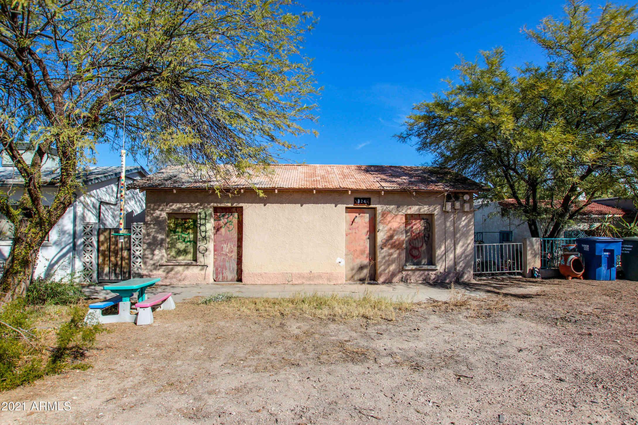 522 W 17th Street, Tucson, AZ, 85701,