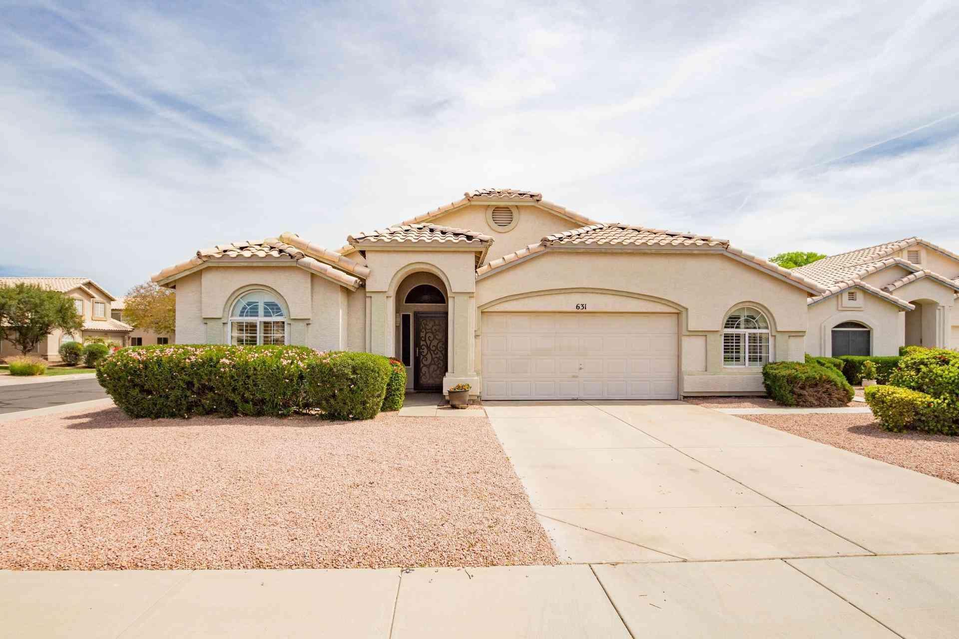 631 S ABILENE Drive, Gilbert, AZ, 85233,