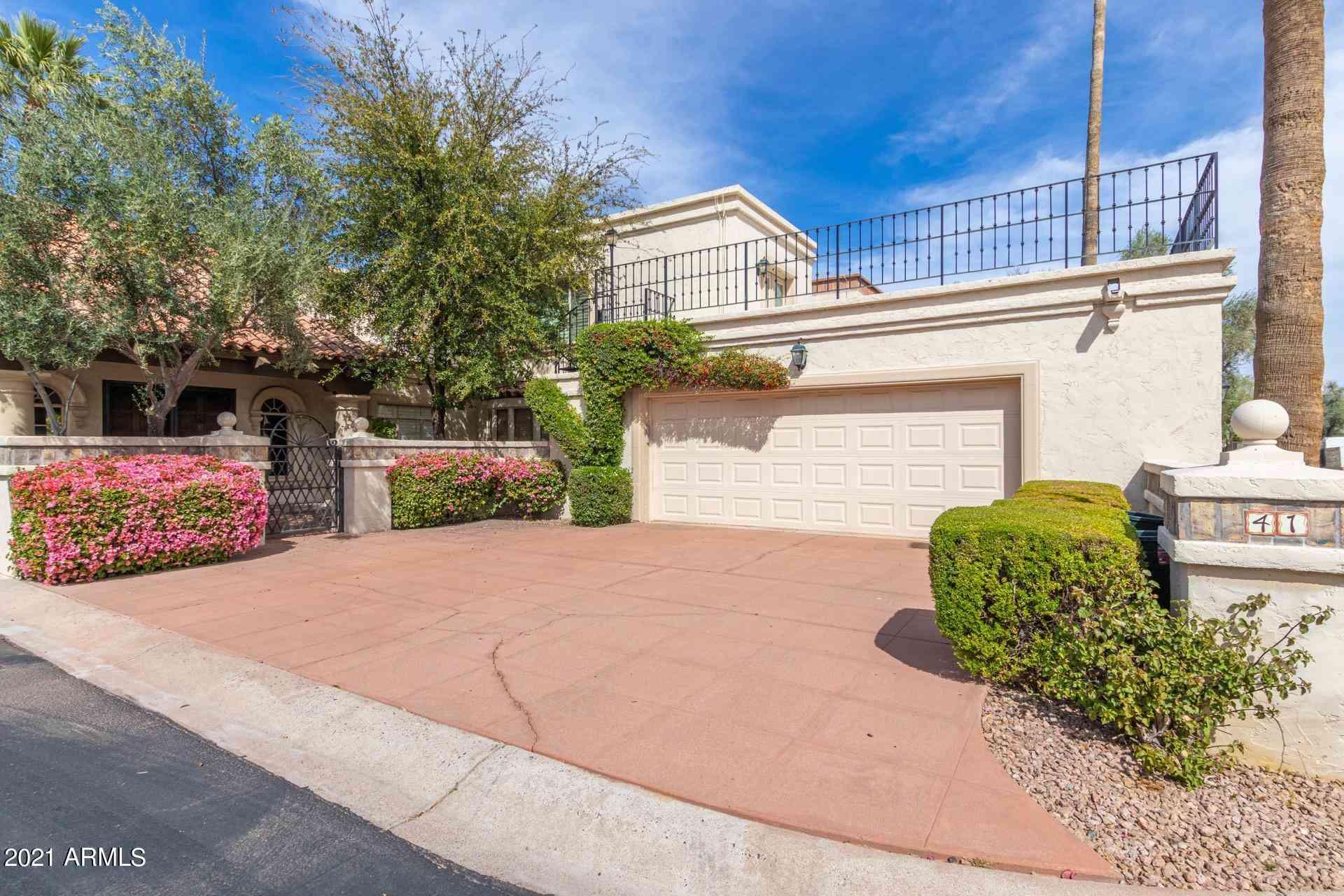 6701 N SCOTTSDALE Road #41, Scottsdale, AZ, 85250,