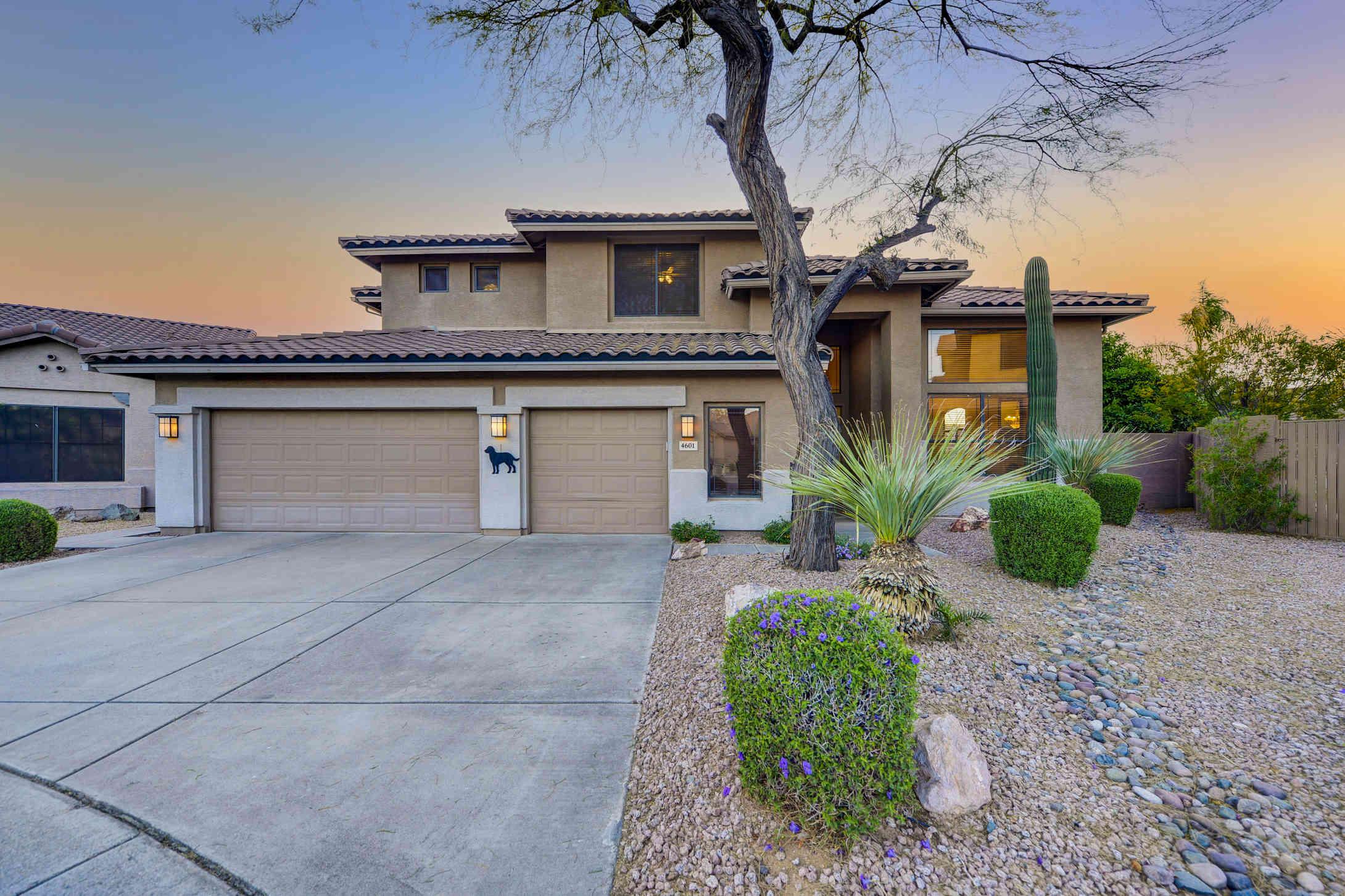 4601 E ANDREA Drive, Cave Creek, AZ, 85331,