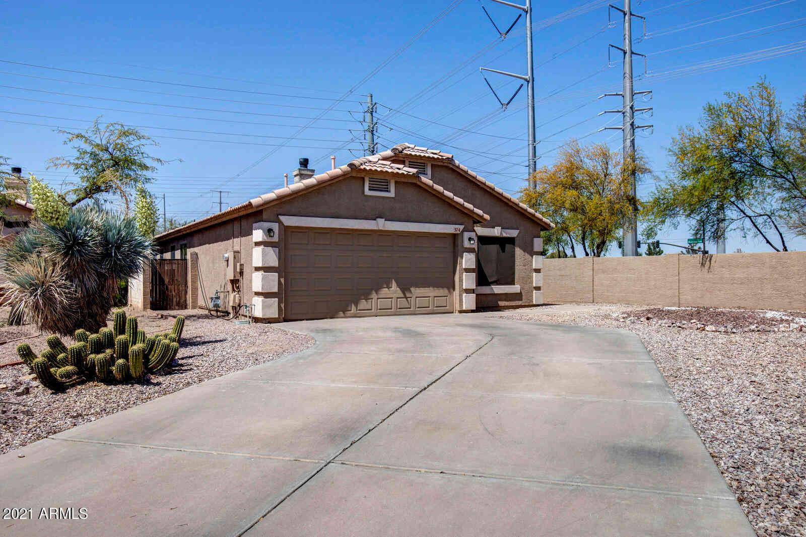 374 N BAY Drive, Gilbert, AZ, 85233,
