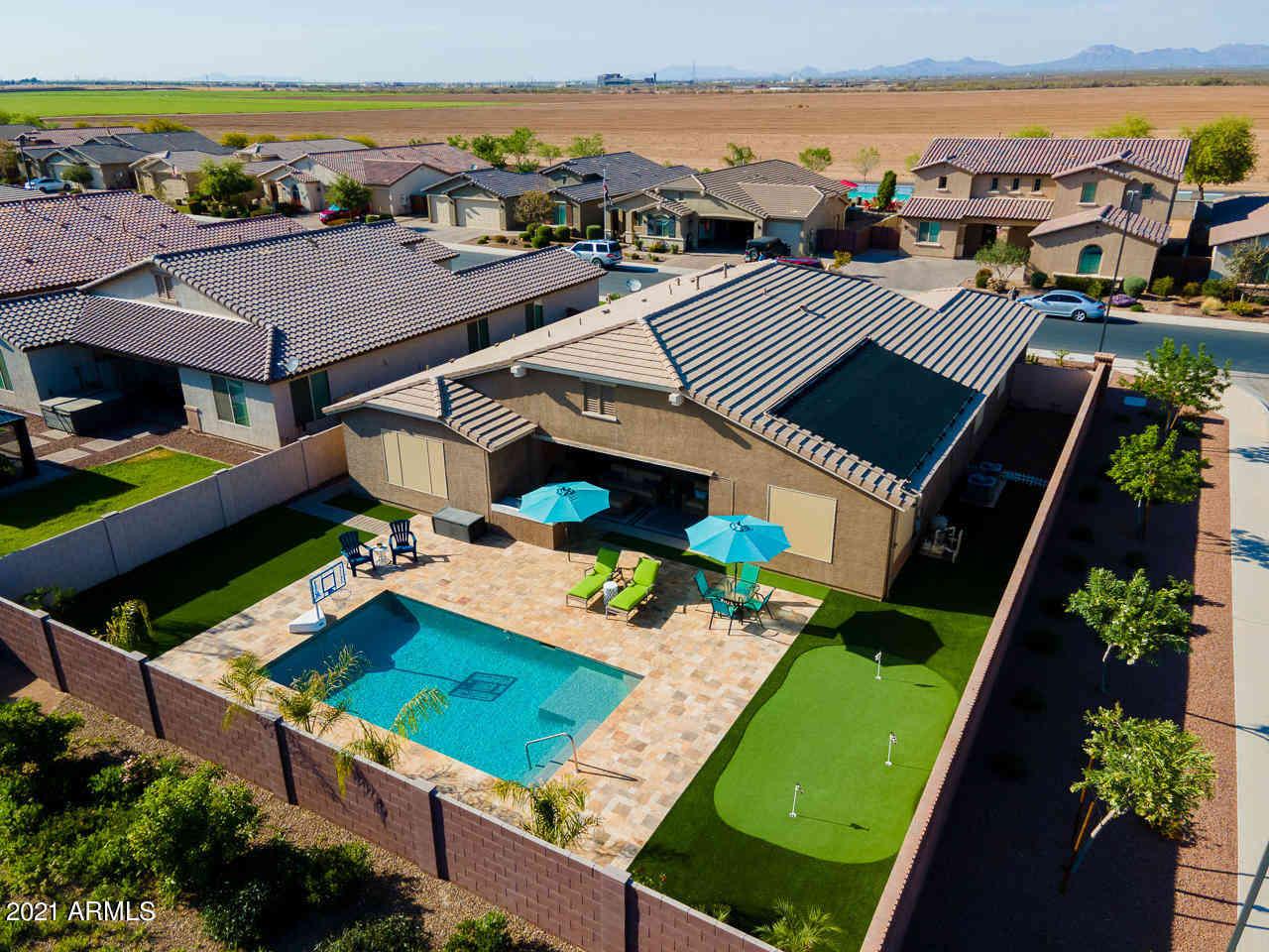 665 W HONEY LOCUST Avenue, Queen Creek, AZ, 85140,