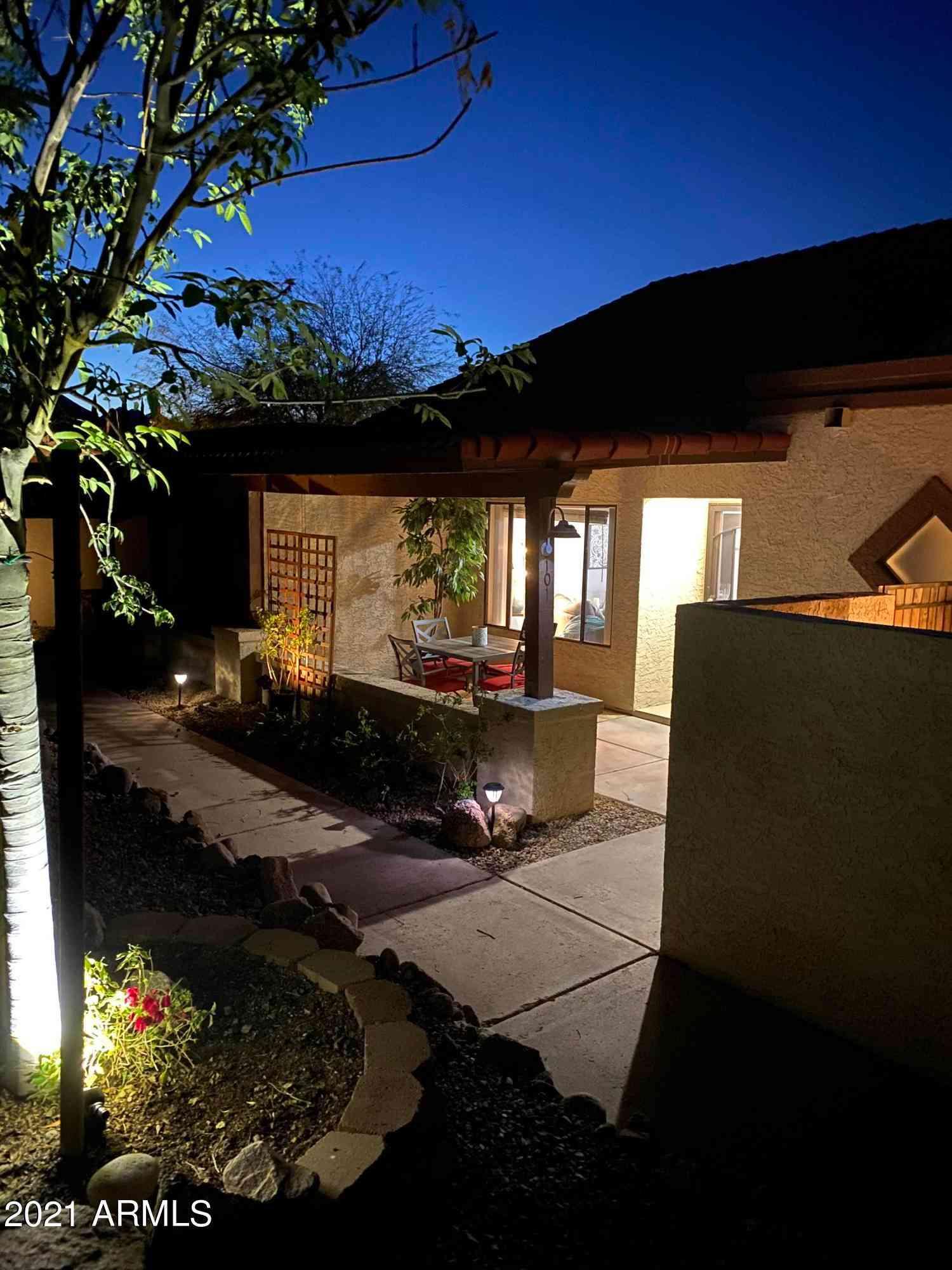 13636 N HAMILTON Drive #101, Fountain Hills, AZ, 85268,