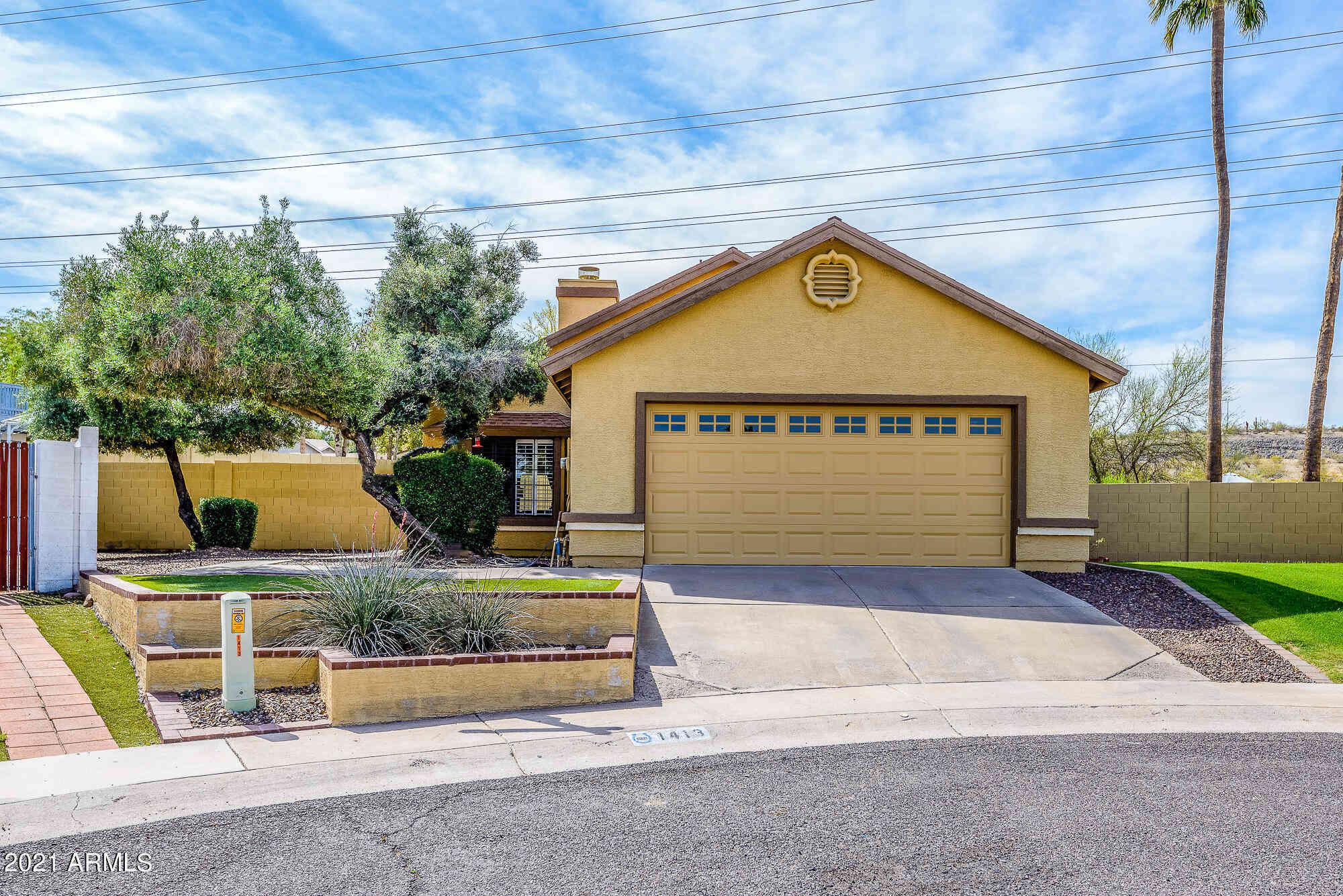 1413 E ROSEMONTE Drive, Phoenix, AZ, 85024,