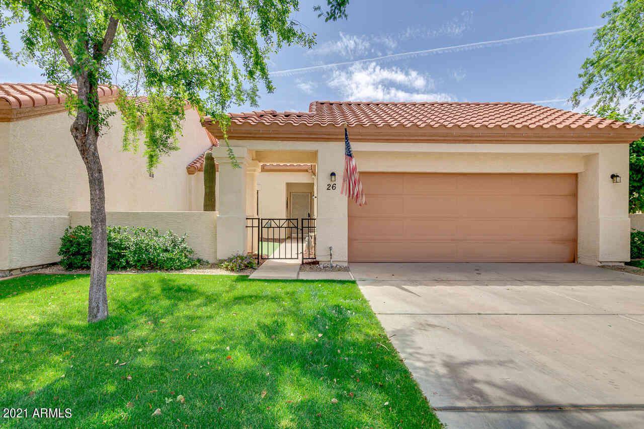 45 E 9th Place #26, Mesa, AZ, 85201,