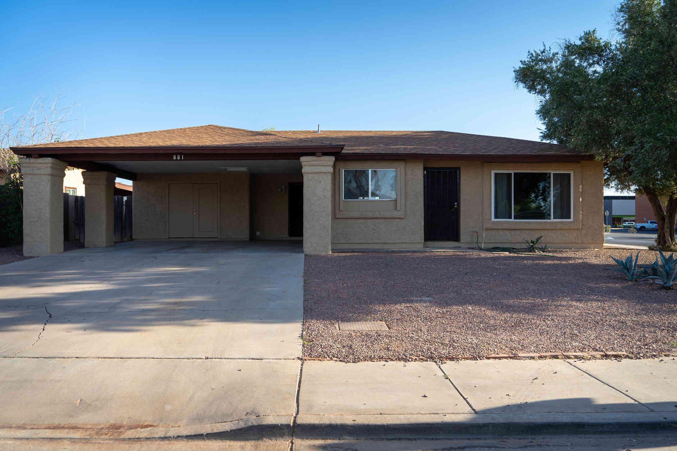 961 W FRITO Avenue, Mesa, AZ, 85210,