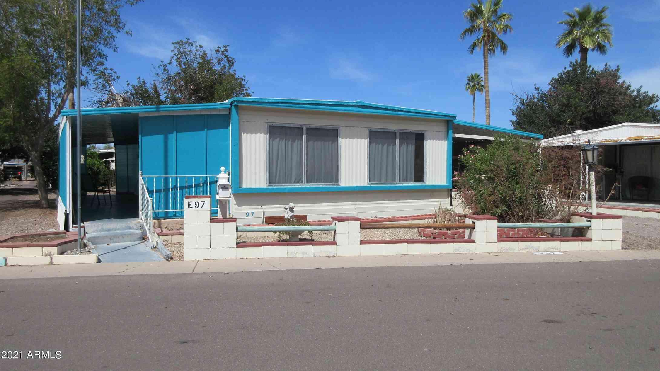 5201 W Camelback Road #E97, Phoenix, AZ, 85031,