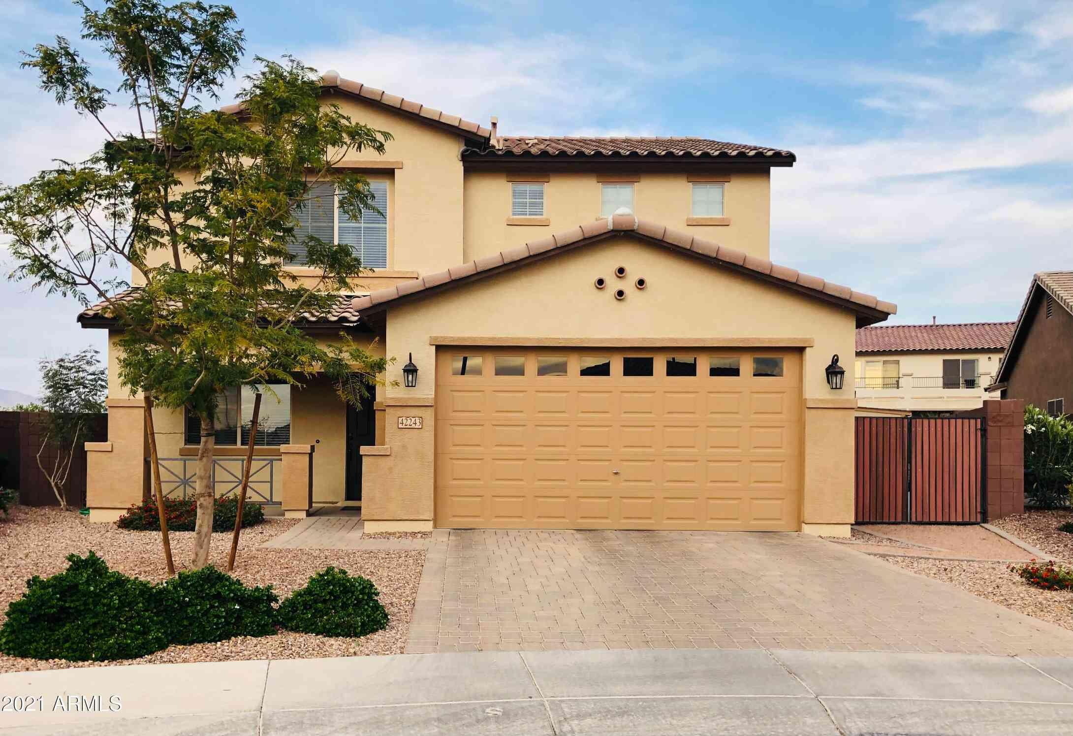 42243 N TULIP TREE Street, Queen Creek, AZ, 85140,