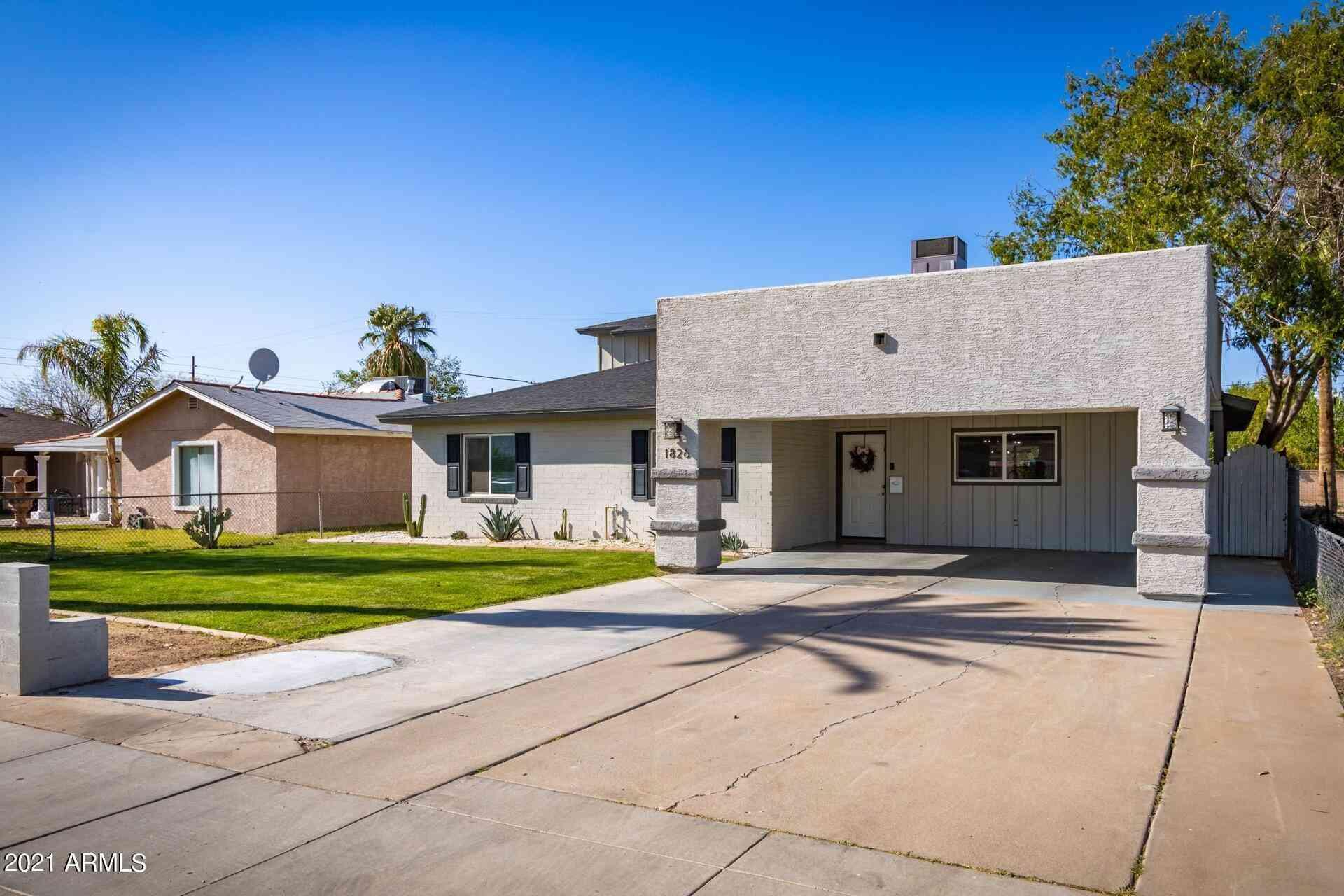 1826 E HUBBELL Street, Phoenix, AZ, 85006,