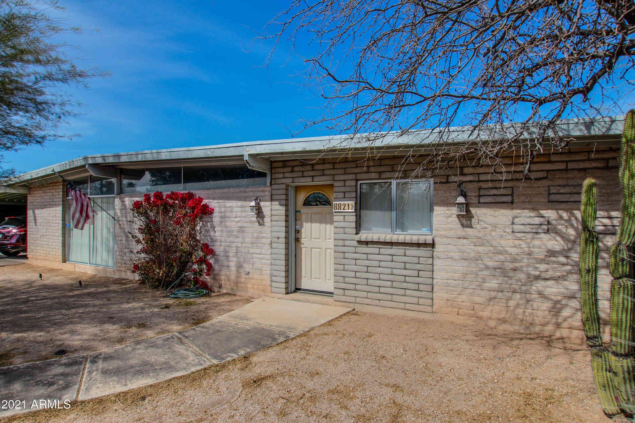 8821 E Lee Street, Tucson, AZ, 85715,