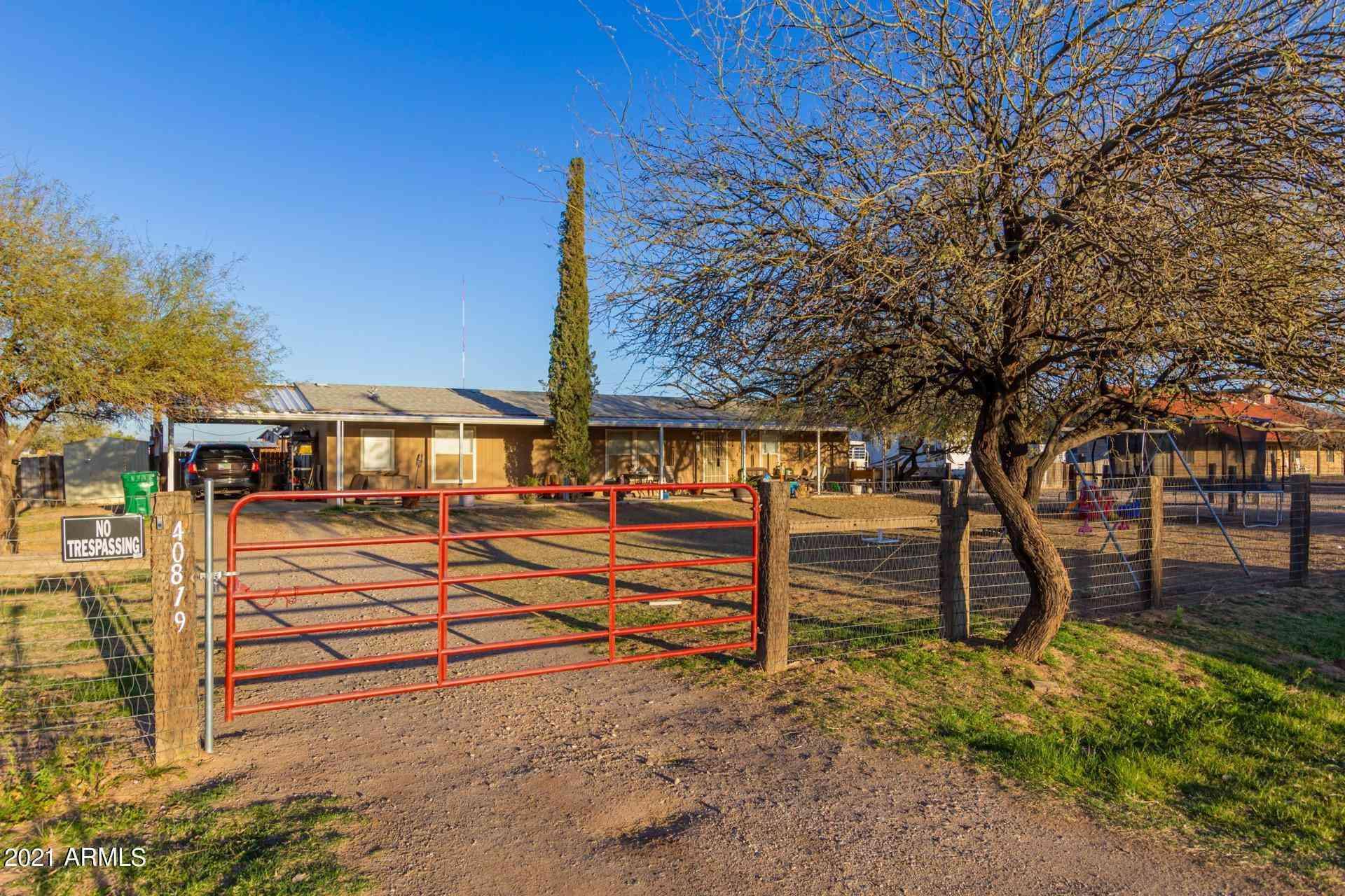40819 N RATTLESNAKE Road, San Tan Valley, AZ, 85140,