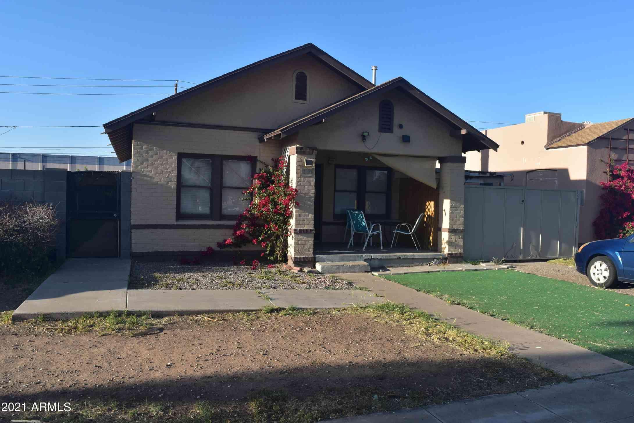1618 W TAYLOR Street, Phoenix, AZ, 85007,