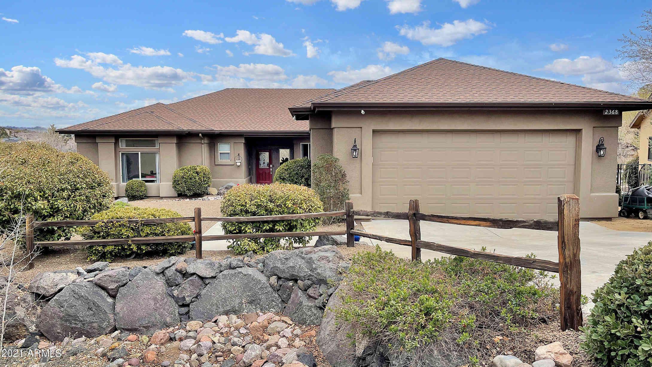 2368 JUNIPER RIDGE Circle, Prescott, AZ, 86301,